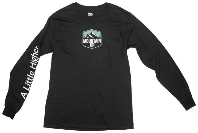 Men's Classic Long Sleeve Tee Front