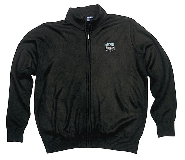 Men's Nautical Half-Zip Sweater