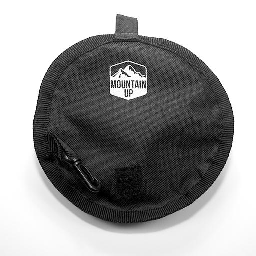 Mountain Up Dog Bowl (closed)