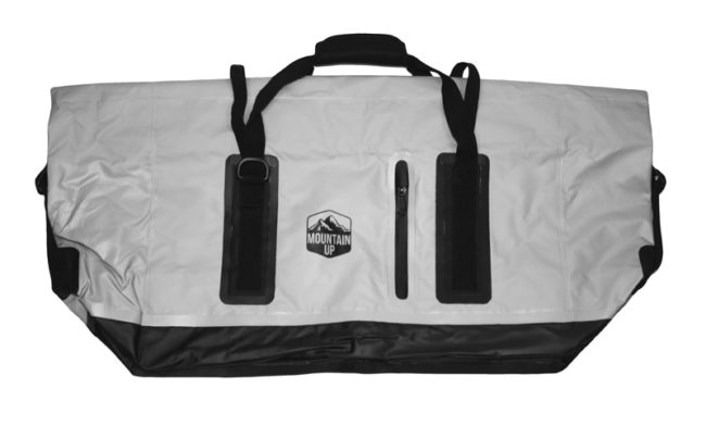 Mountain Up Dry Bag Duffel (front)