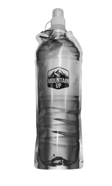 Mountain Up Folding H2o Bottle