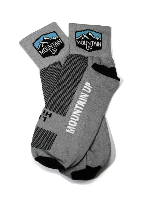 Mountain Up High Performance Socks