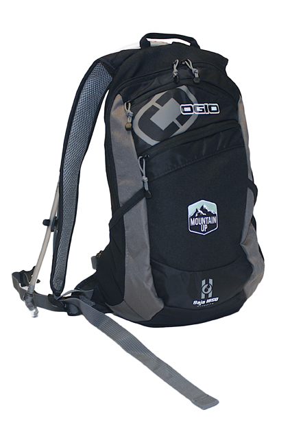 Mountain Up Hydration Resevoir Backpack