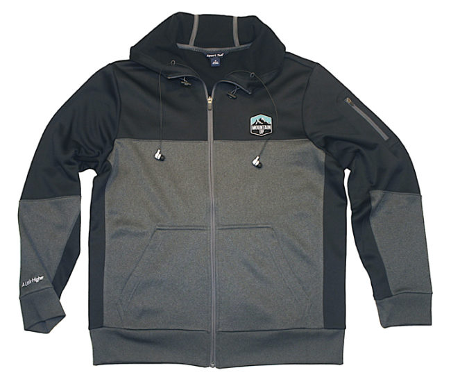 Mountain Up Jacket (earbuds)