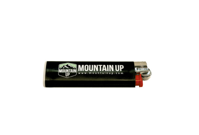 Mountain Up Lighter
