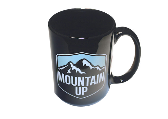 Mountain Up Mug