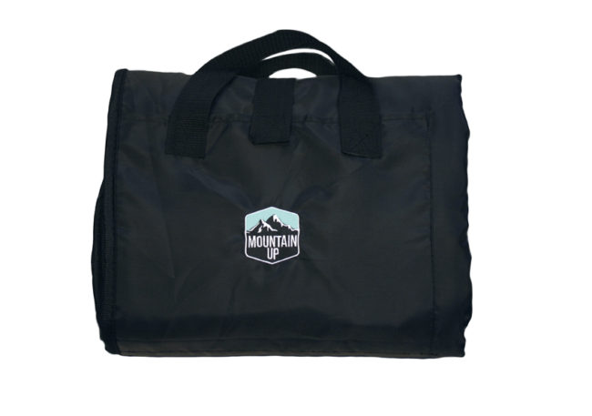 Mountain Up Picnic Blanket