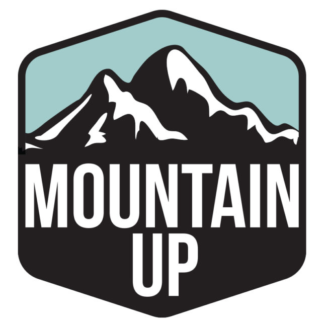 MountainUp-Sticker