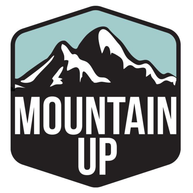 MountainUp-Sticker