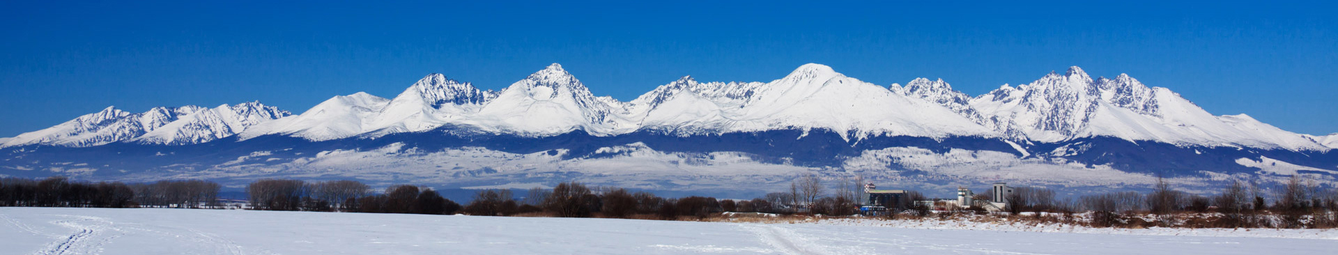 High Tatras in winter